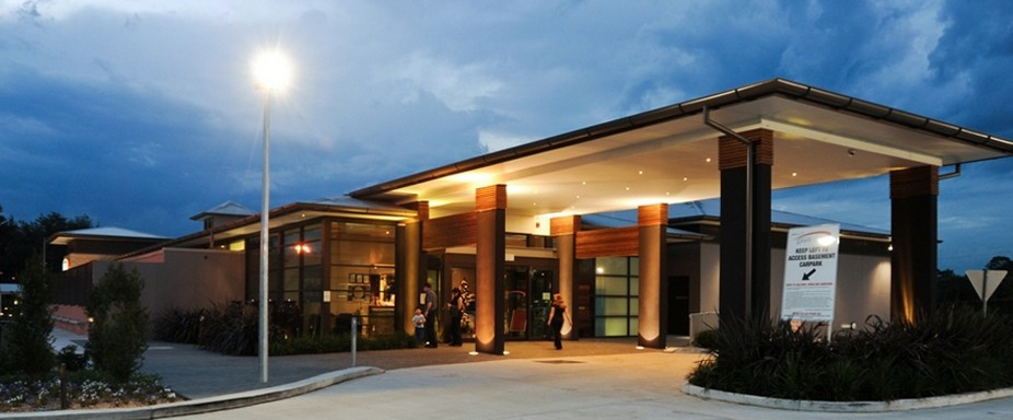 Springwood Sports Club - Accommodation Broome