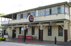 Commercial Hotel Alexandra - Accommodation Broome