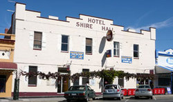 Shire Hall Hotel - Accommodation Broome