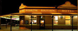 North Britain Hotel - Accommodation Broome