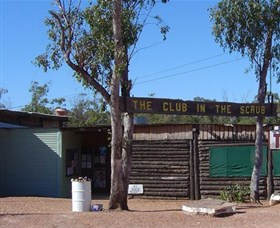 Club in the Scrub - Accommodation Broome