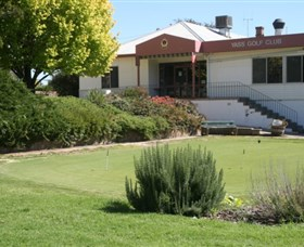 The Yass Golf Club - Accommodation Broome