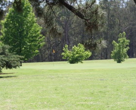 Inverell Golf Club - Accommodation Broome