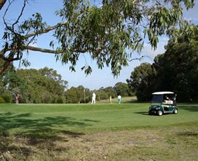 Leongatha Golf Club - Accommodation Broome