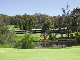 Mount Lofty Golf Club - Accommodation Broome
