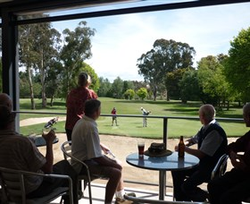 Queanbeyan Golf Club - Accommodation Broome