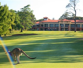Royal Canberra Golf Club - Accommodation Broome