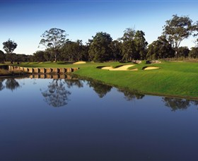 Kooindah Waters Golf Club - Accommodation Broome