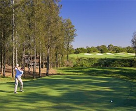 Hunter Valley Golf and Country Club - Accommodation Broome