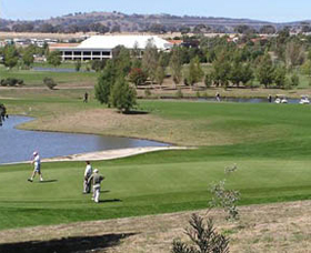 Gungahlin Lakes Golf and Community Club - Accommodation Broome
