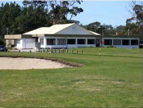 Seabrook Golf Club