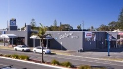 Bellevue Hotel Tuncurry - Accommodation Broome