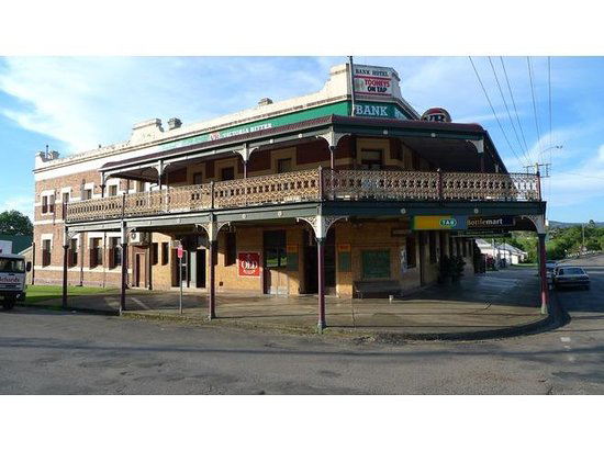 Bank Hotel Dungog - Accommodation Broome