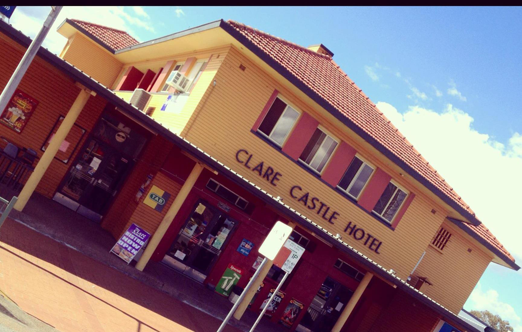 Clare Castle Hotel - Accommodation Broome