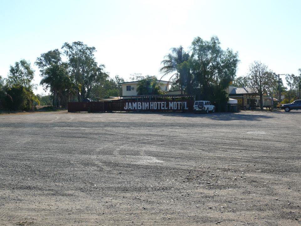 Jambin Hotel-Motel - Accommodation Broome