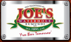 Joe's Waterhole Hotel - Accommodation Broome