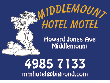 Middlemount Hotel Motel Accommodation - Accommodation Broome