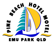 Pine Beach Hotel-Motel - Accommodation Broome
