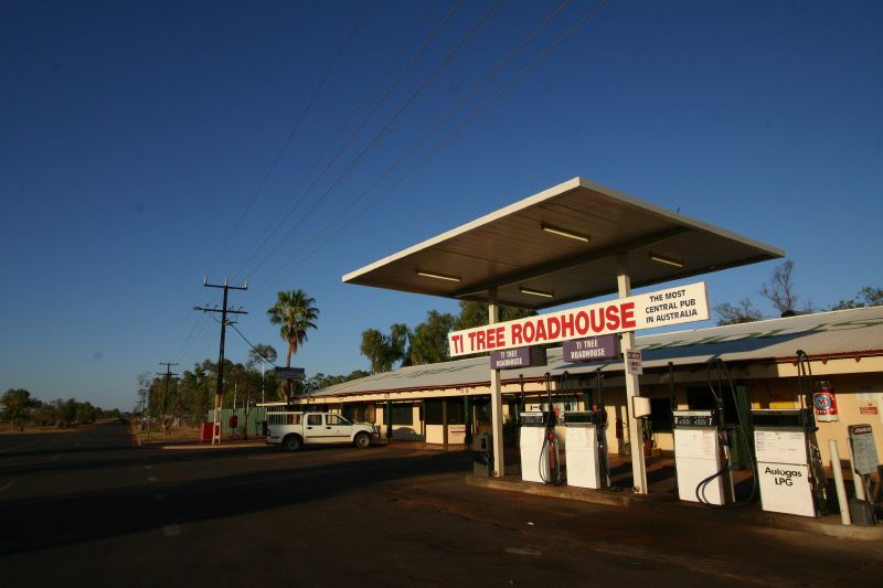 Ti Tree Roadhouse - Accommodation Broome