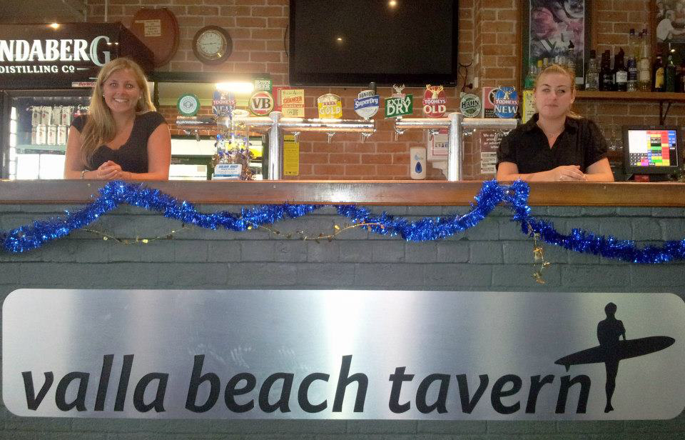 Valla Beach Tavern - Accommodation Broome