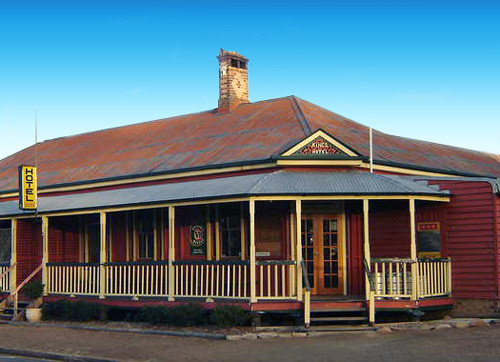 Maidenwell Hotel - Accommodation Broome