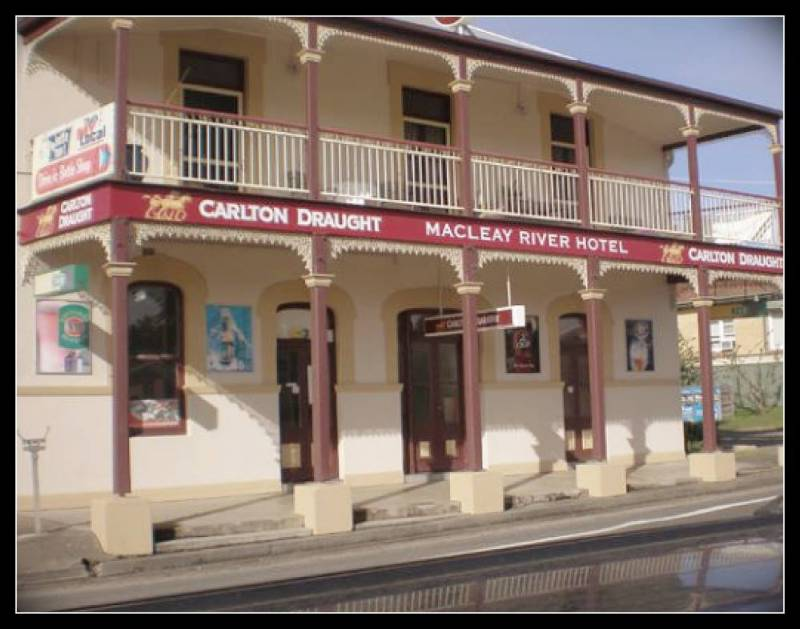 Macleay River Hotel - Accommodation Broome