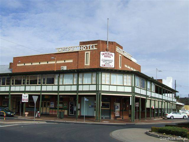 Imperial Hotel Coonabarabran - Accommodation Broome