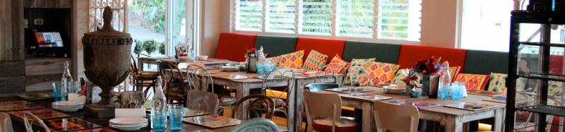 Bohemian Bungalow Restaurant  Bar - Accommodation Broome