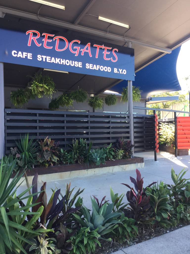 Redgates Caf Steakhouse Seafood - Accommodation Broome