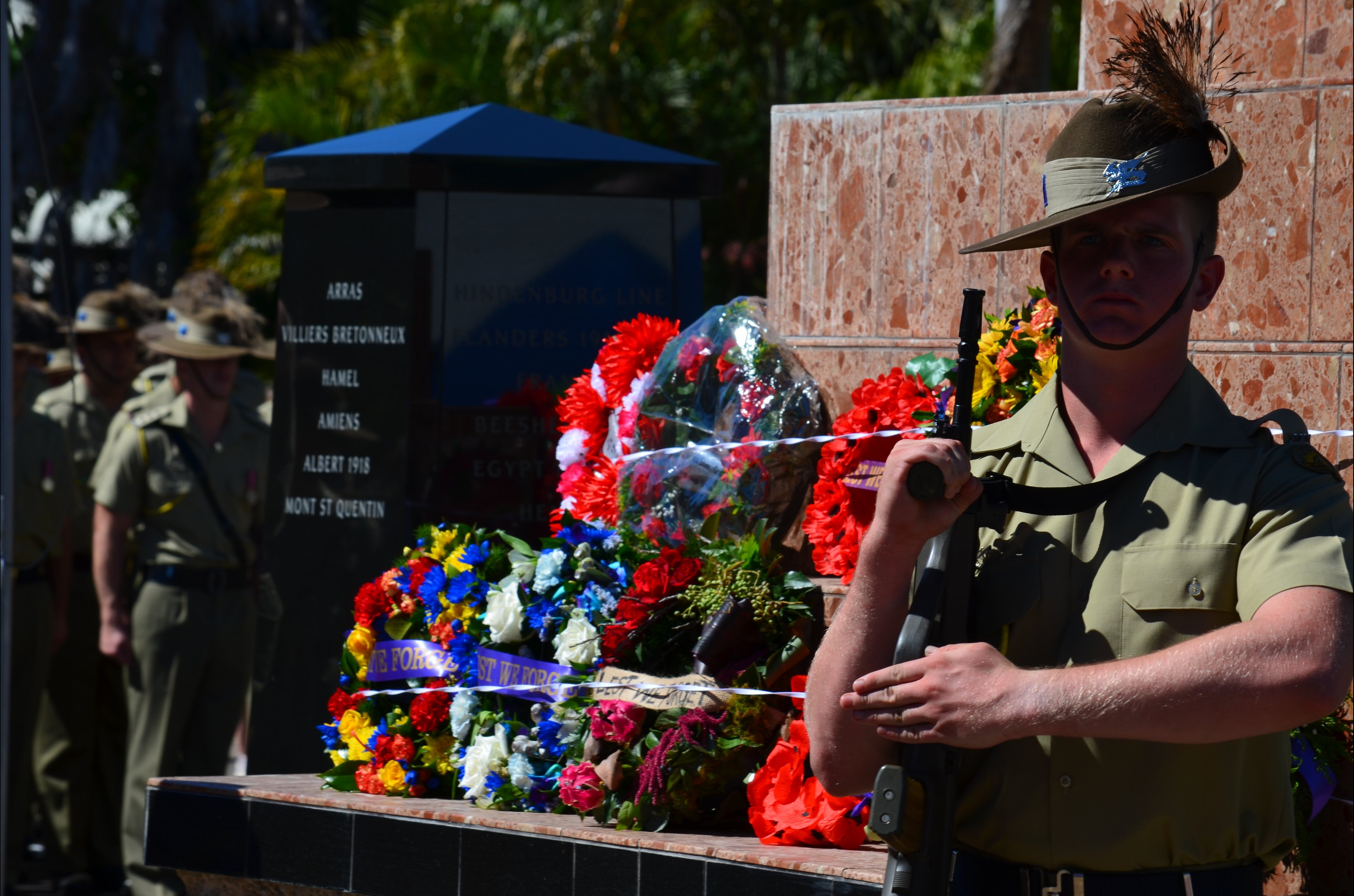Anzac Day Charters Towers - Accommodation Broome