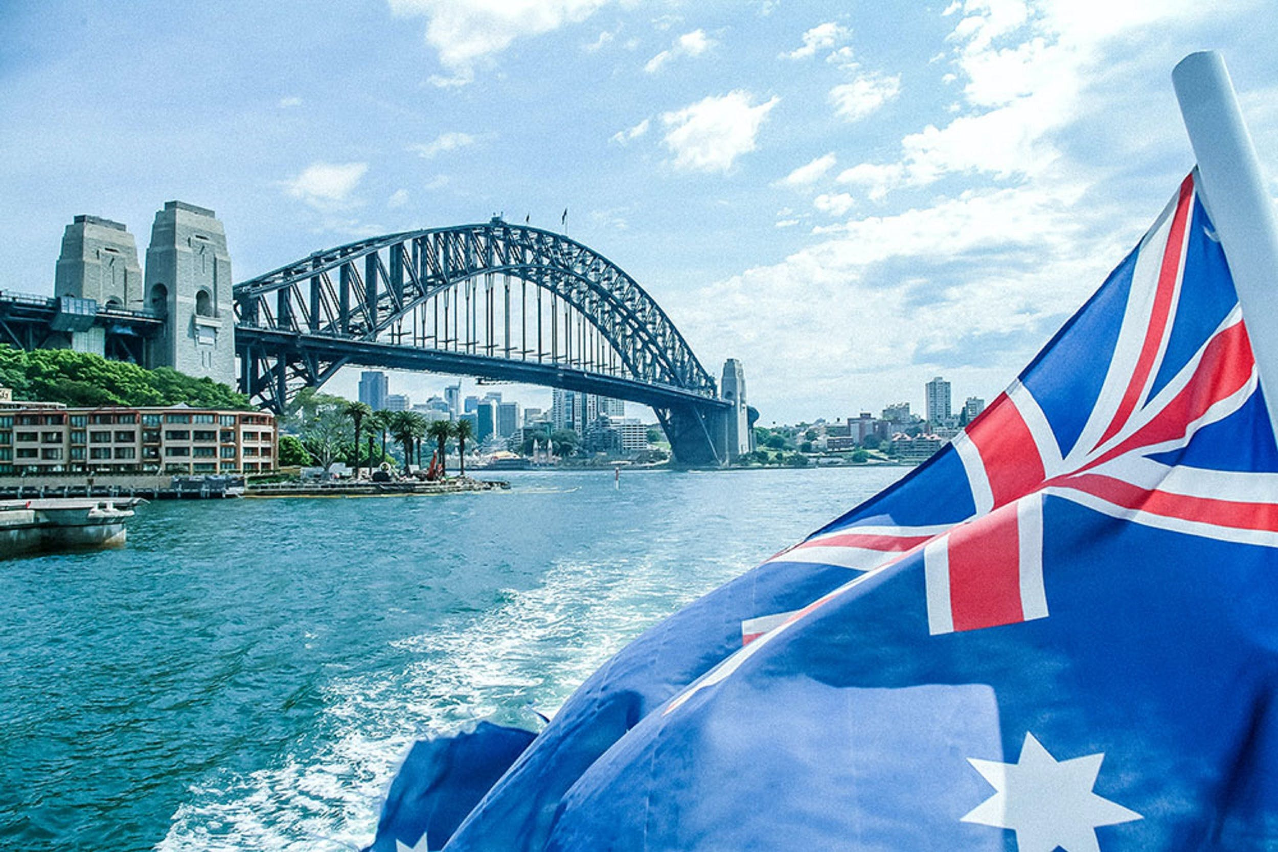 Australia Day Lunch and Dinner Cruises On Sydney Harbour with Sydney Showboats - Accommodation Broome