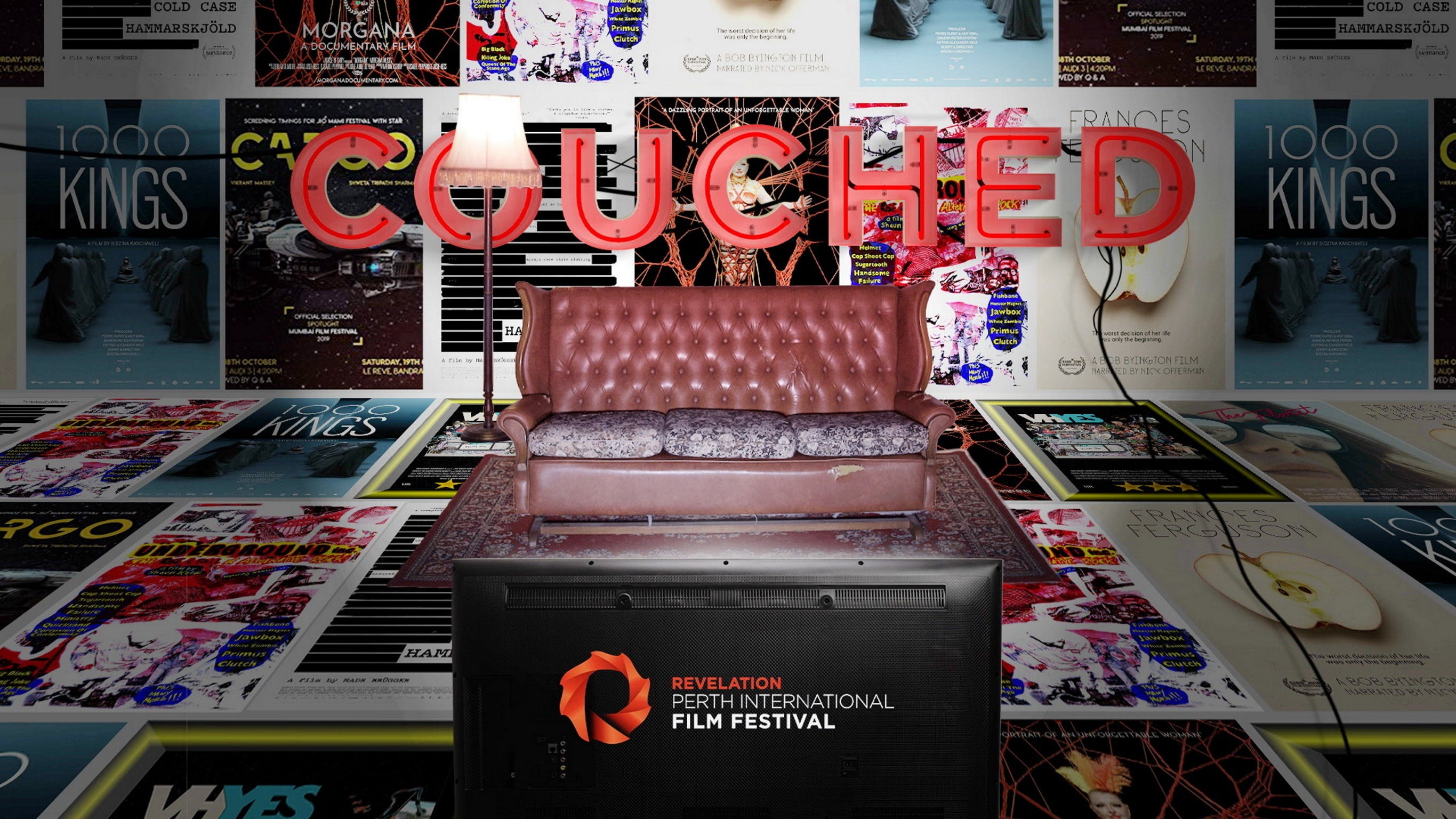 COUCHED - Revelation Perth International Film Festival - Accommodation Broome