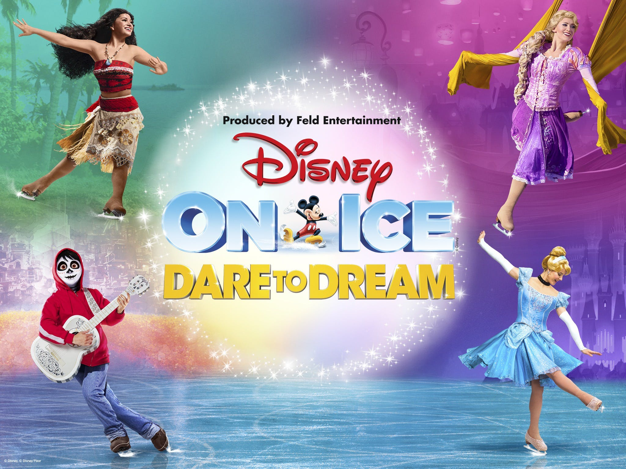 Disney On Ice presents Dare to Dream Sydney - Accommodation Broome