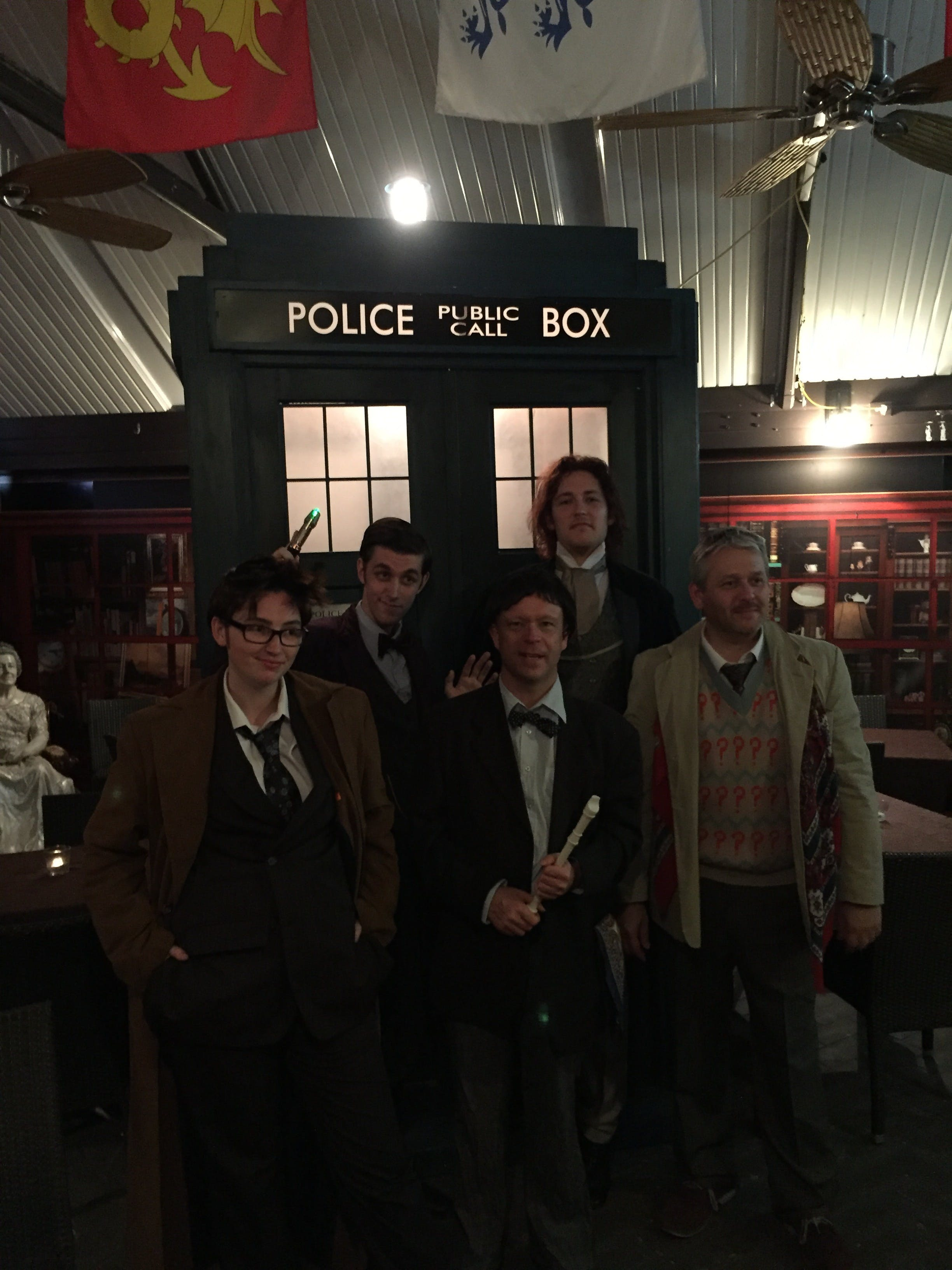 Dr Who Quiz Night - Accommodation Broome