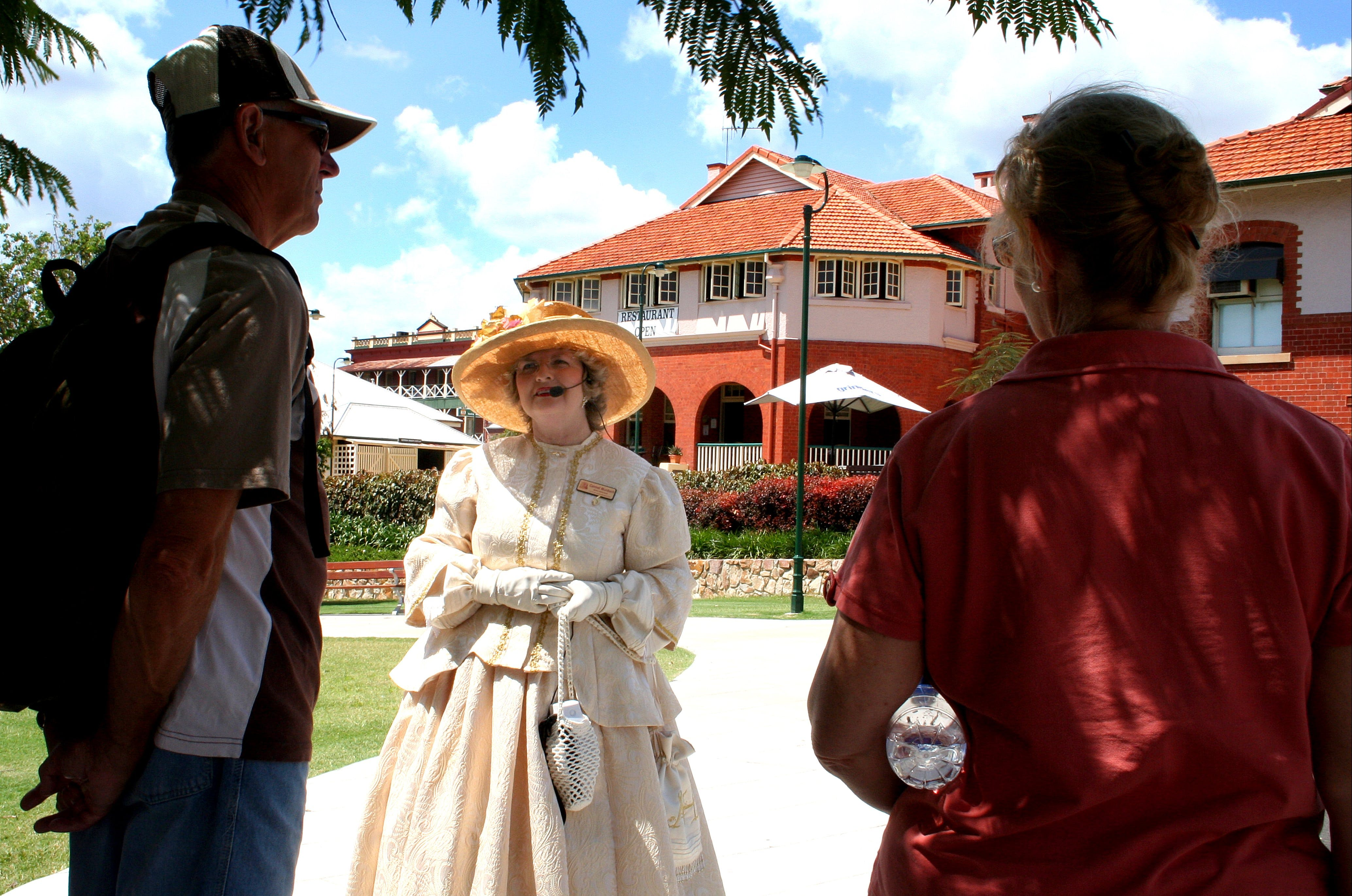 Free Guided Maryborough Heritage Walk Tour - Accommodation Broome