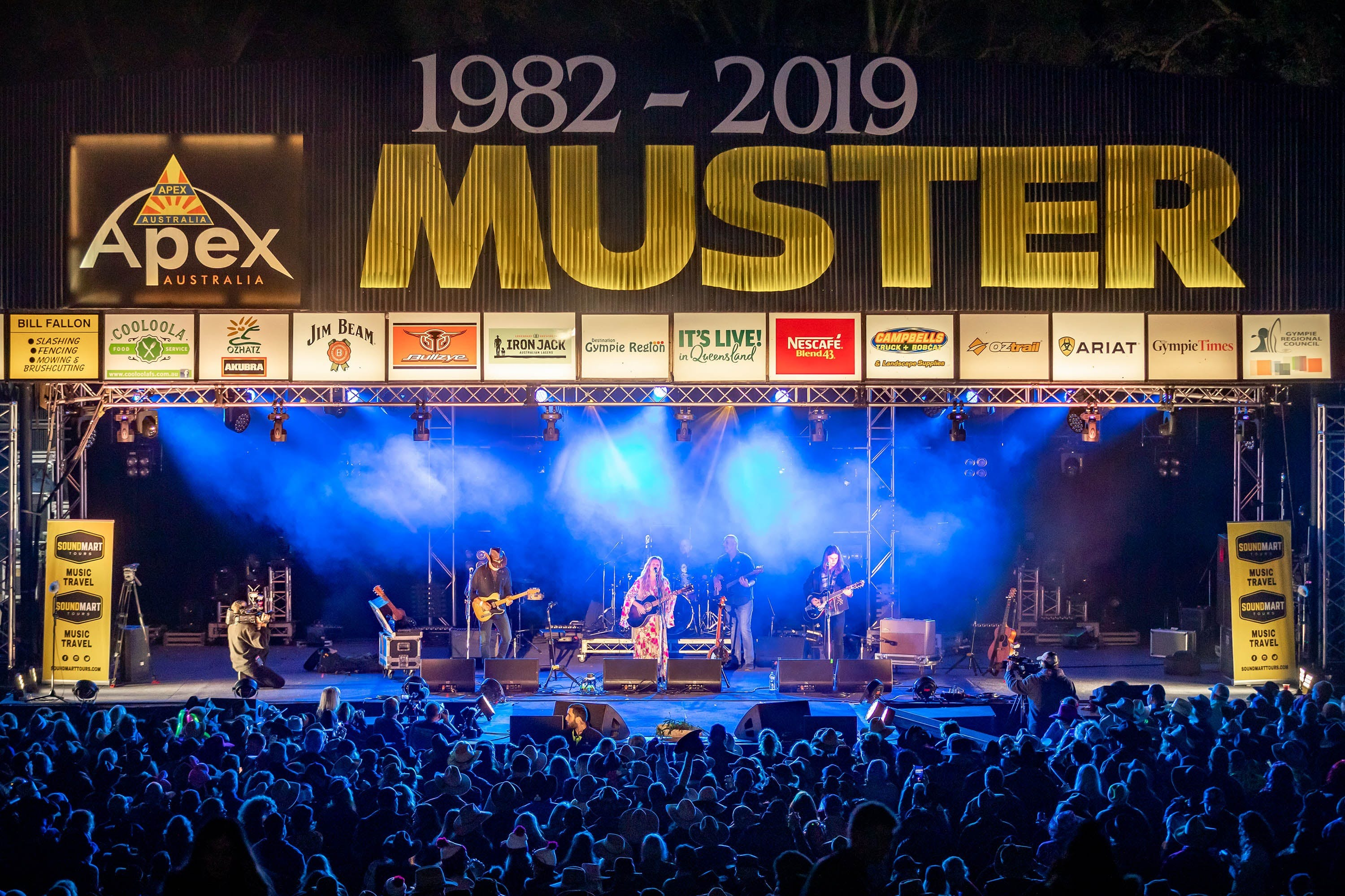 Gympie Music Muster - Accommodation Broome