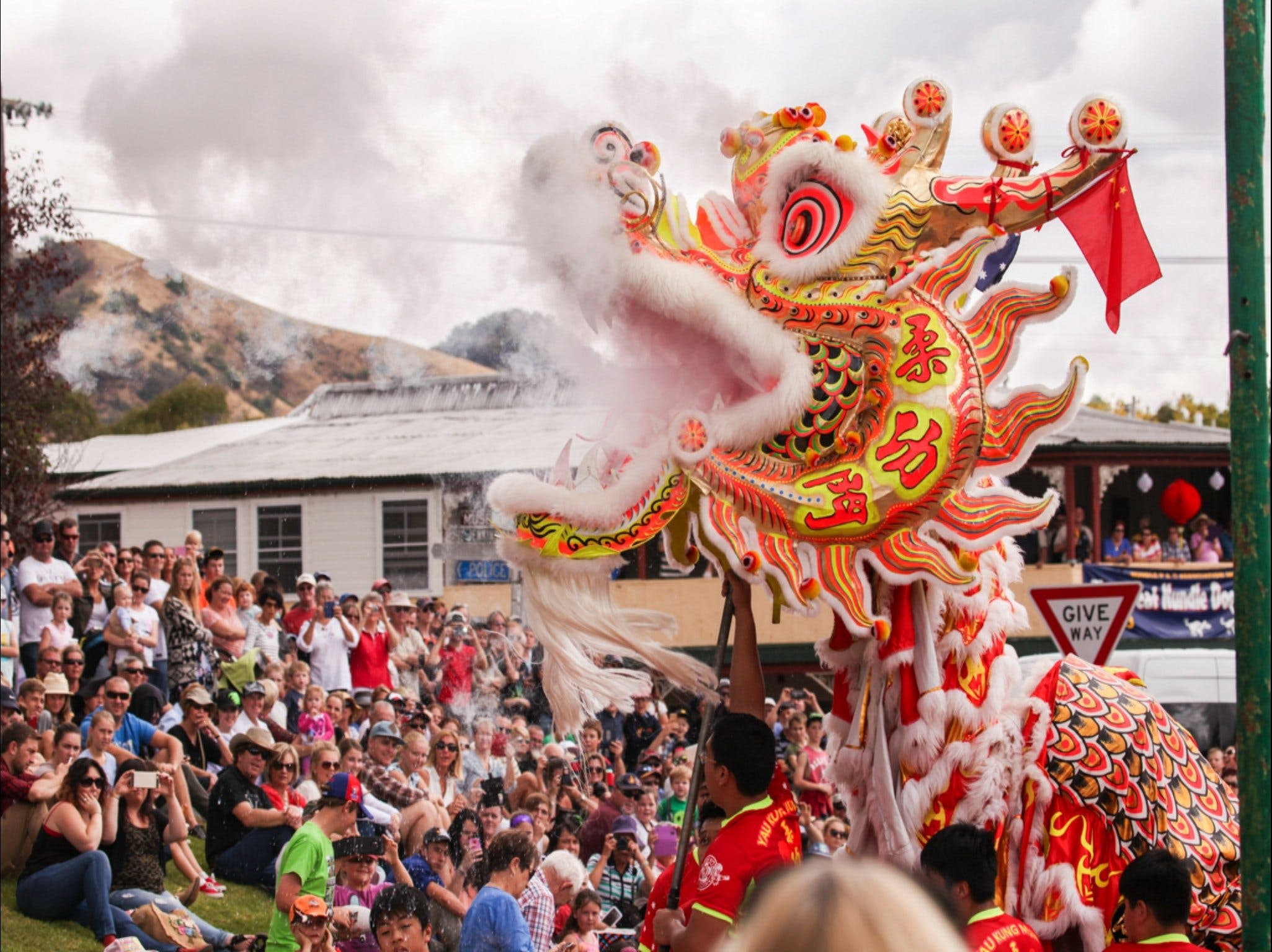 Nundle Go For Gold Chinese Easter Festival - Accommodation Broome