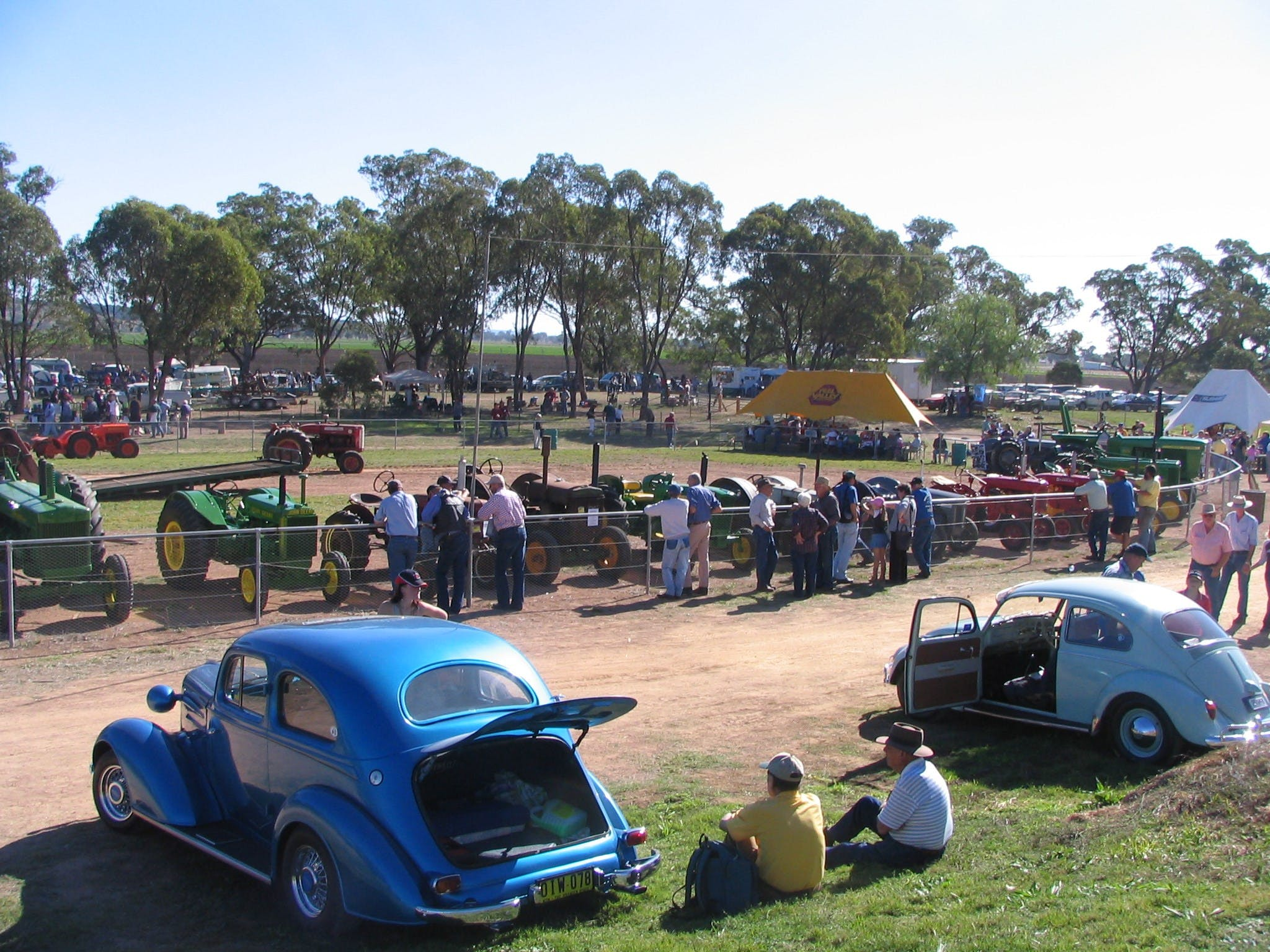 Quirindi Rural Heritage Village - Vintage Machinery and Miniature Railway Rally and Swap Meet - Accommodation Broome