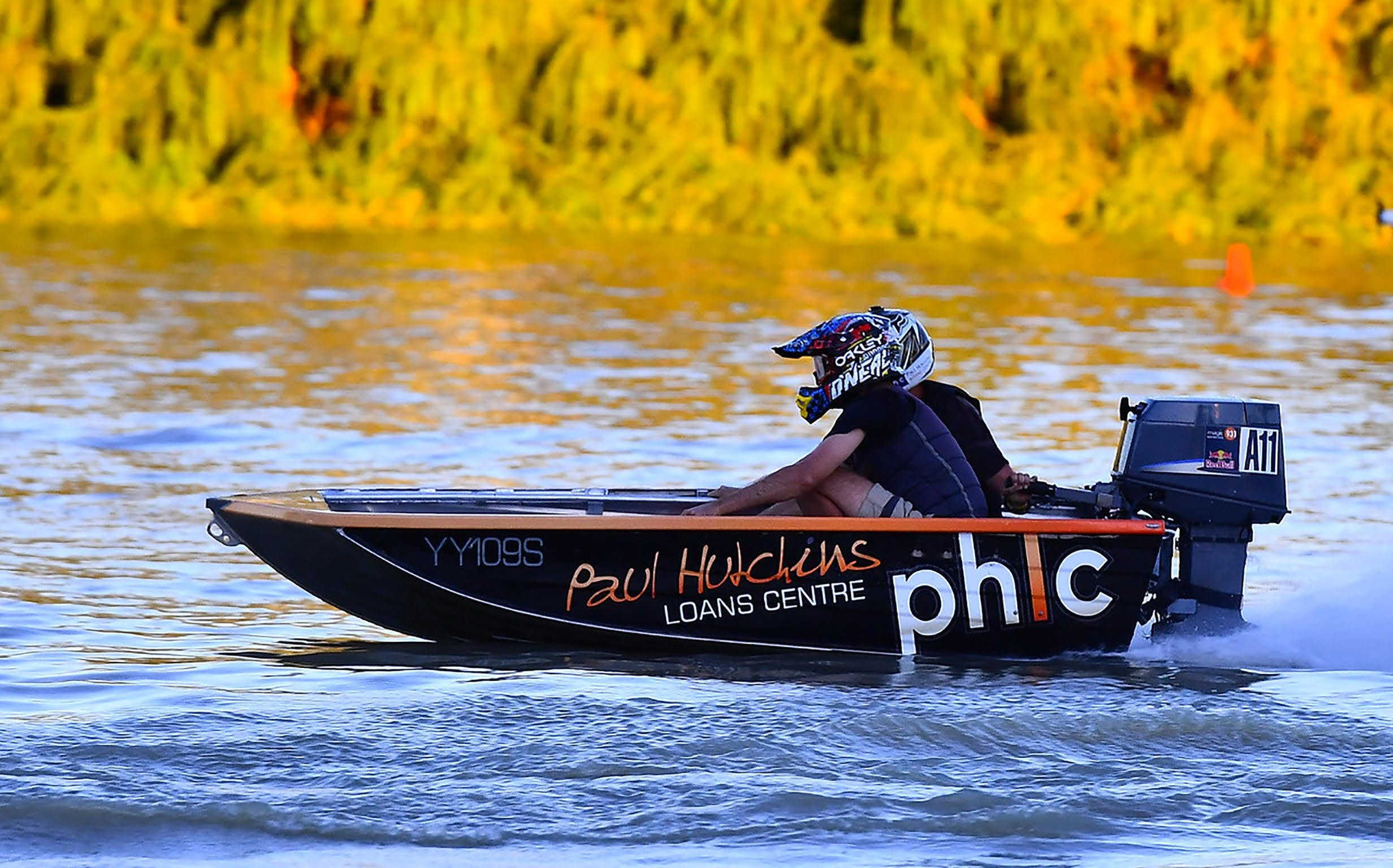 Round 6 Riverland Dinghy Club - The Paul Hutchins Loan Centre Hunchee Run - Accommodation Broome