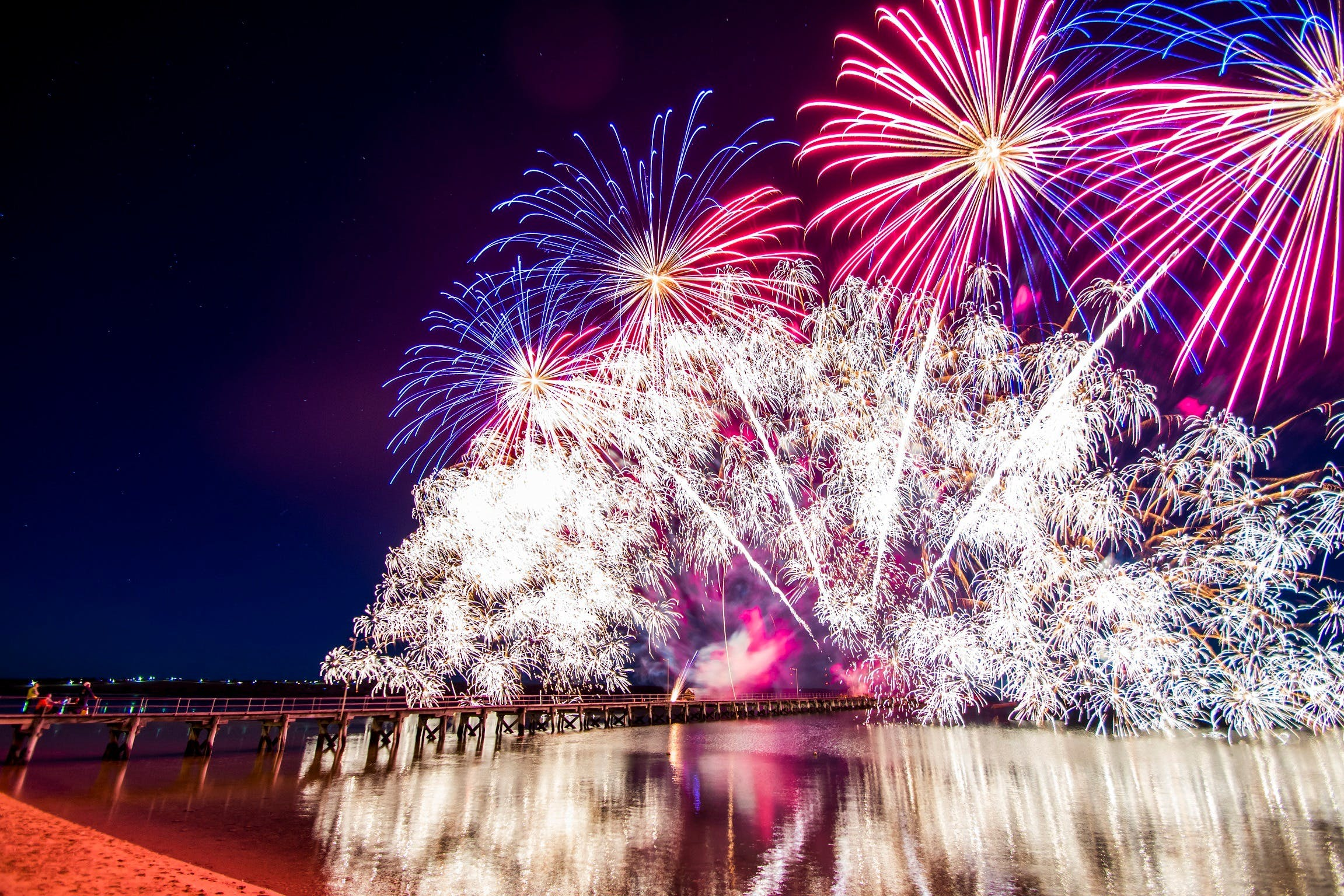 Streaky Bay New Years Eve Children's Festival and Fireworks - Accommodation Broome