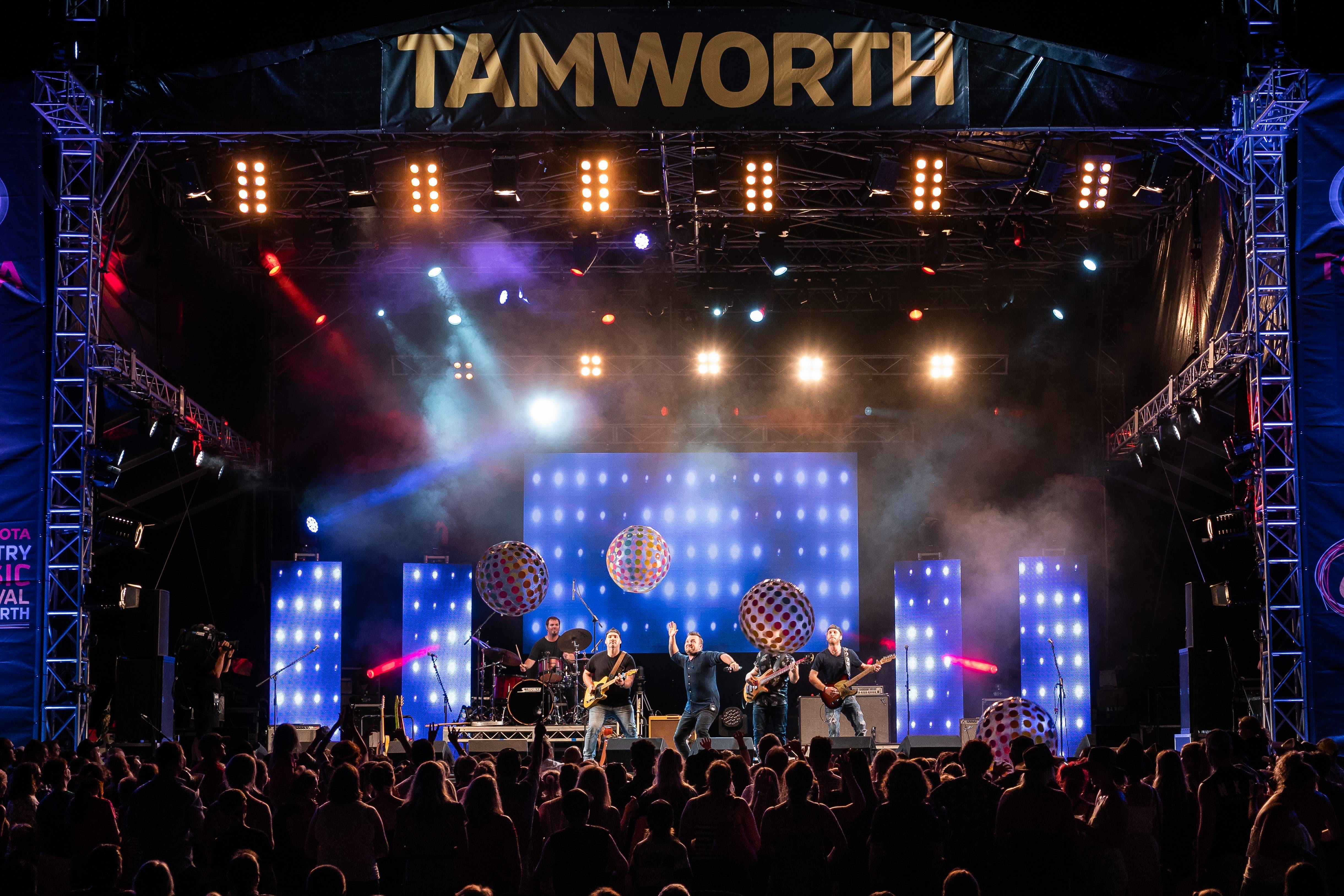Toyota Country Music Festival Tamworth - Accommodation Broome
