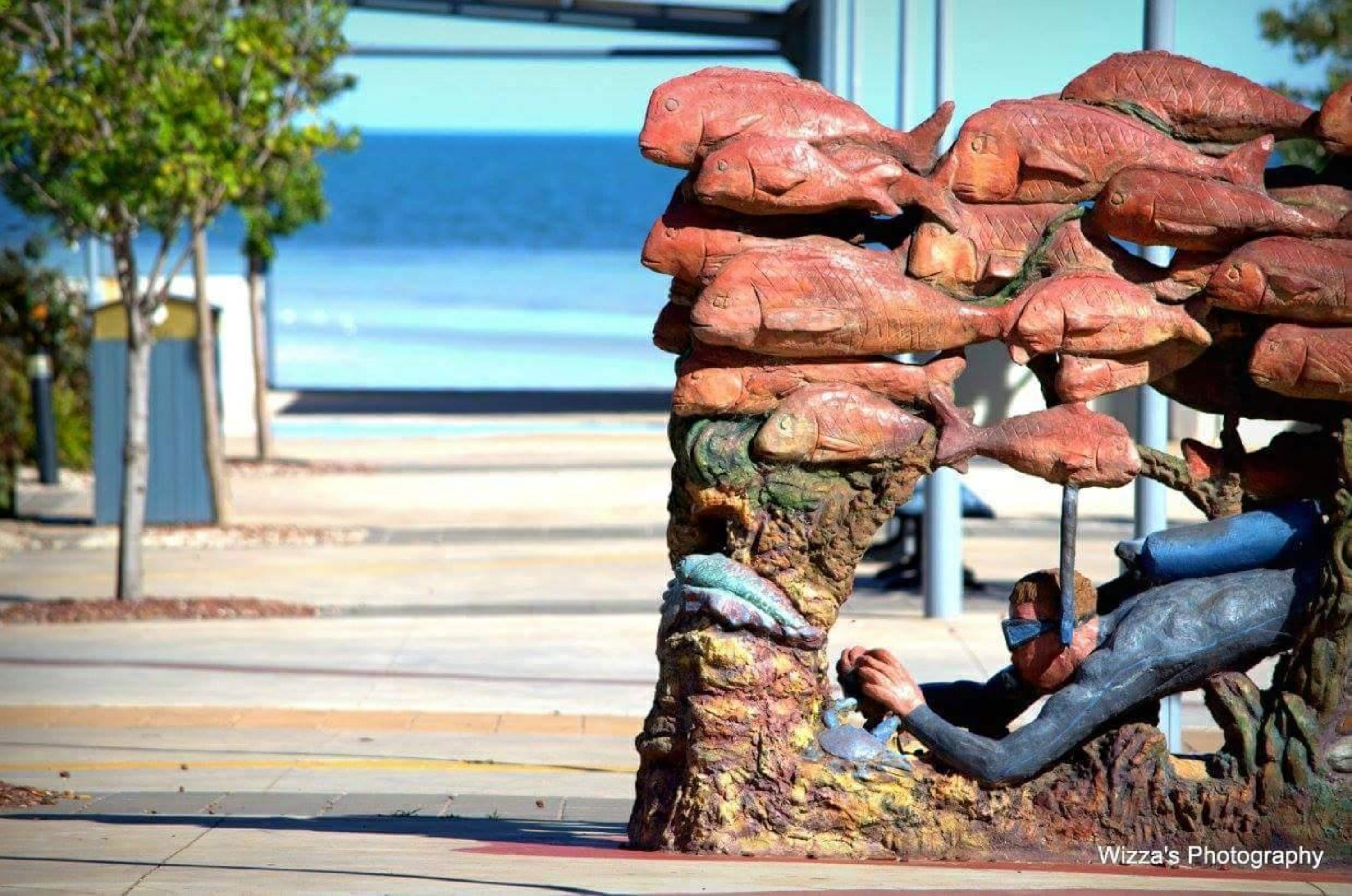 Cuttlefish Art Trail - Cuttlefest 2020 - Accommodation Broome