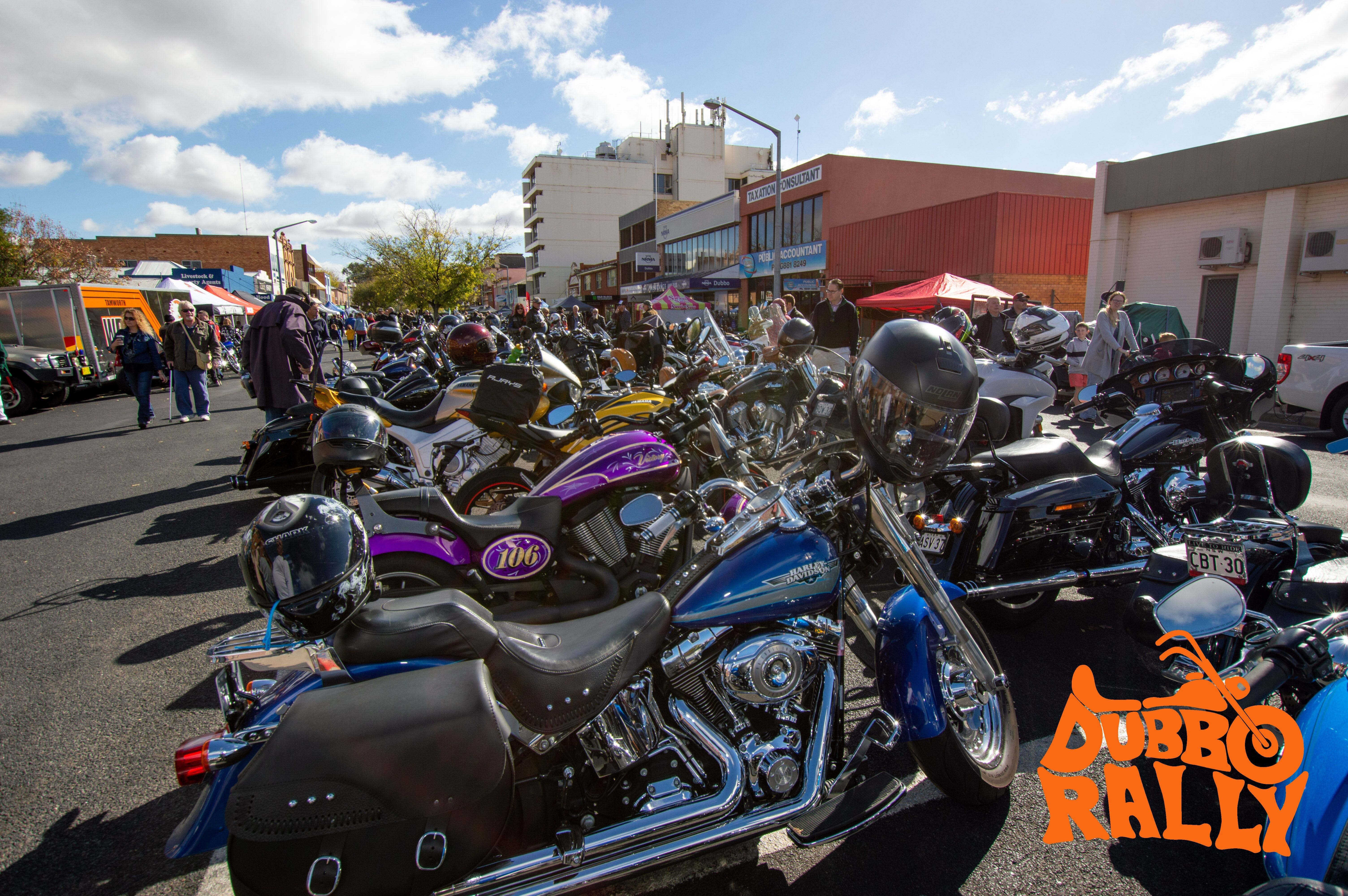 Dubbo Motor Bike Rally - Accommodation Broome