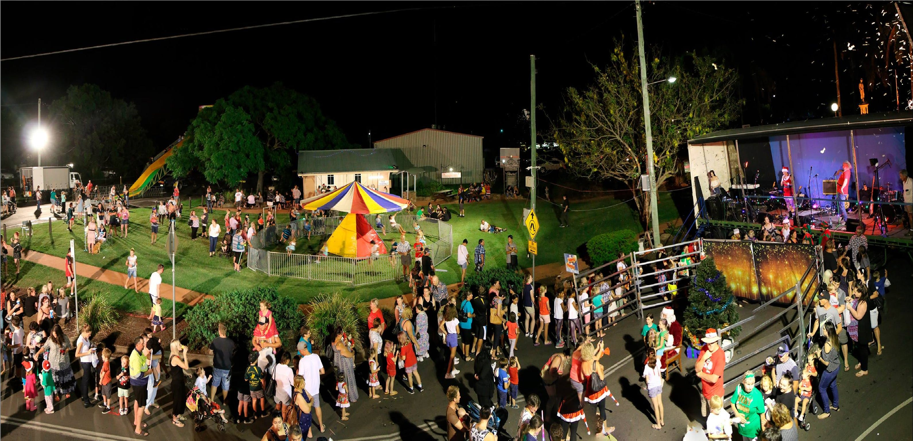 Forest Hill Christmas Festival - Accommodation Broome