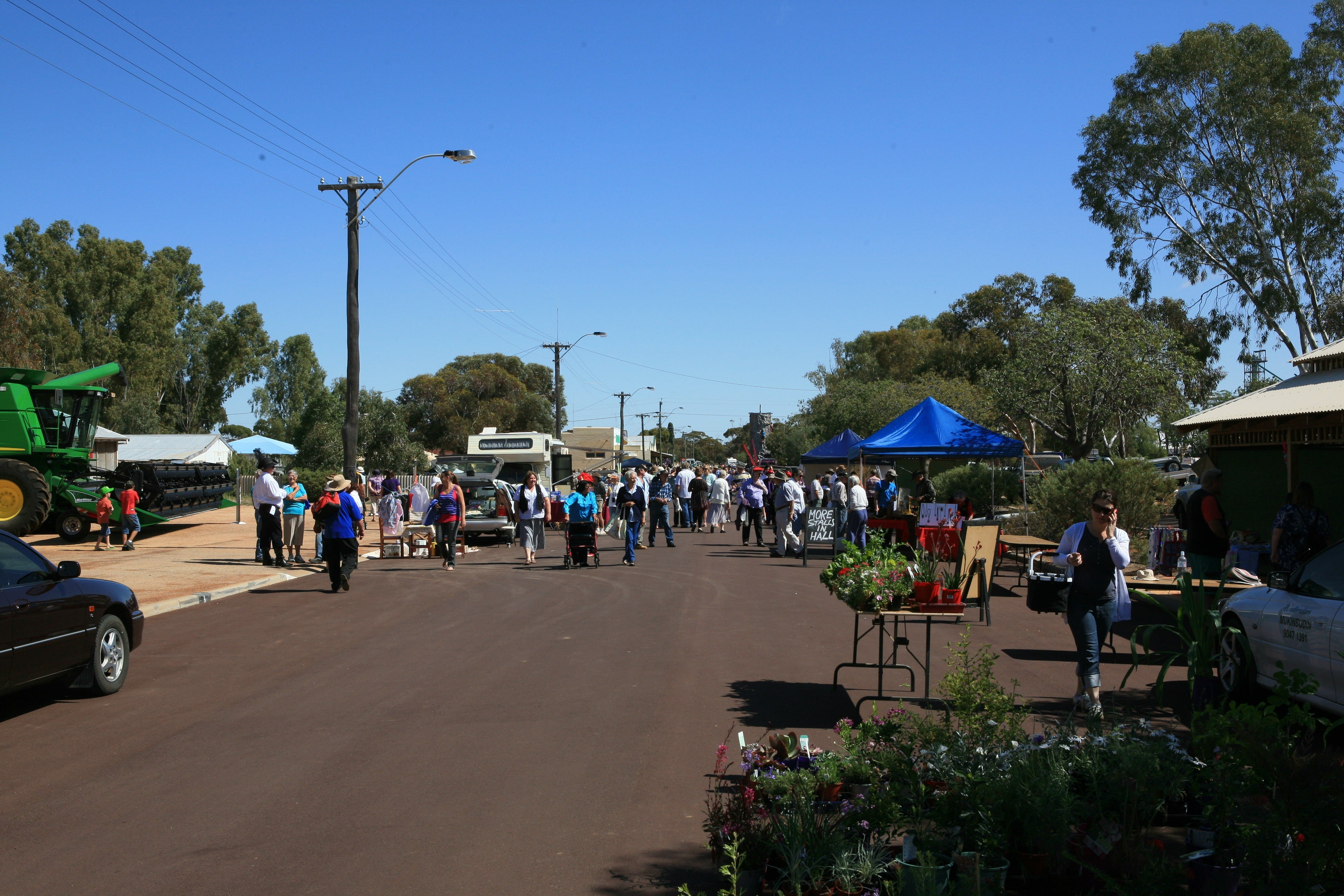 Nungarin Markets - Accommodation Broome