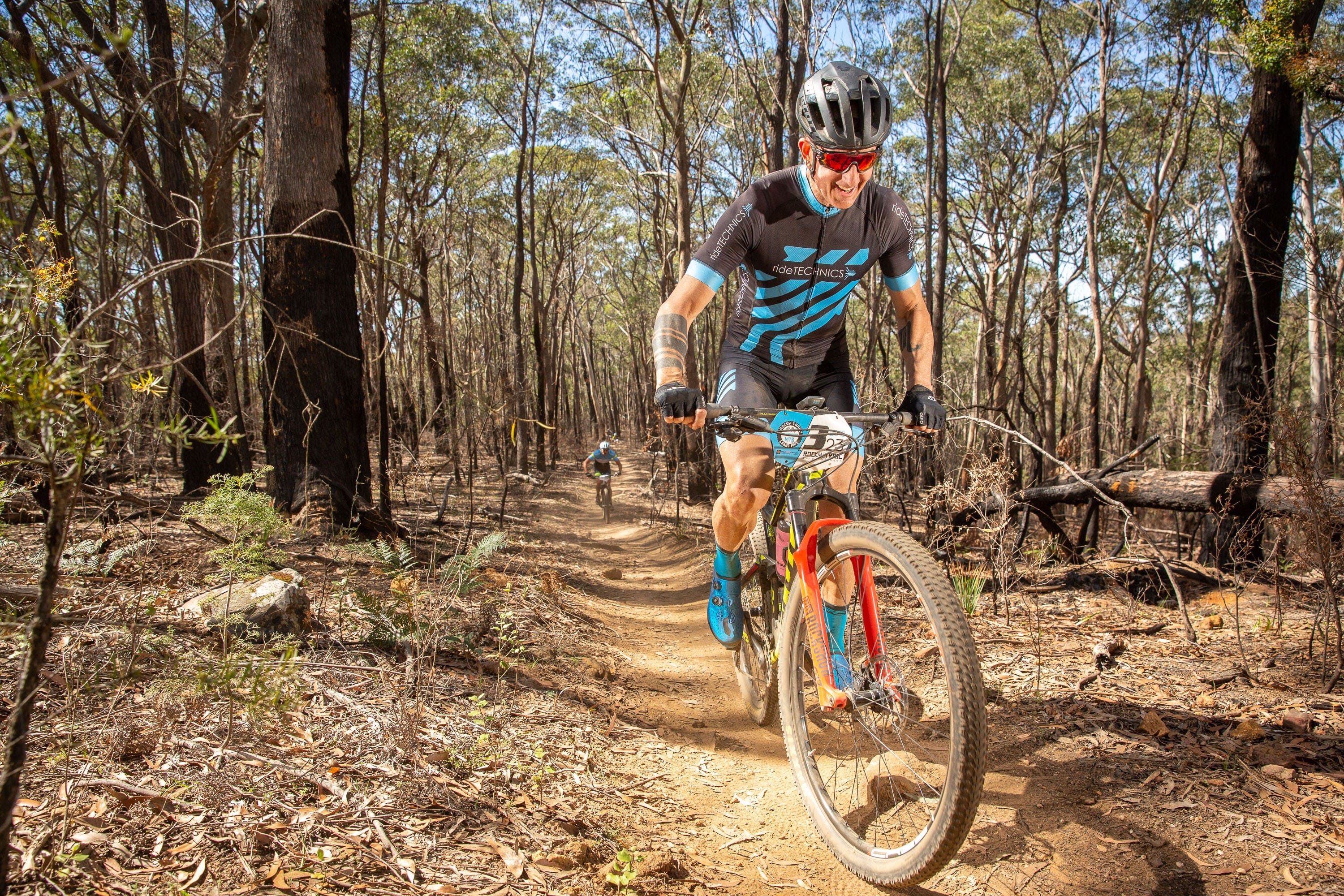 Shimano Mountain Bike Grand Prix Race Six Kempsey - Accommodation Broome
