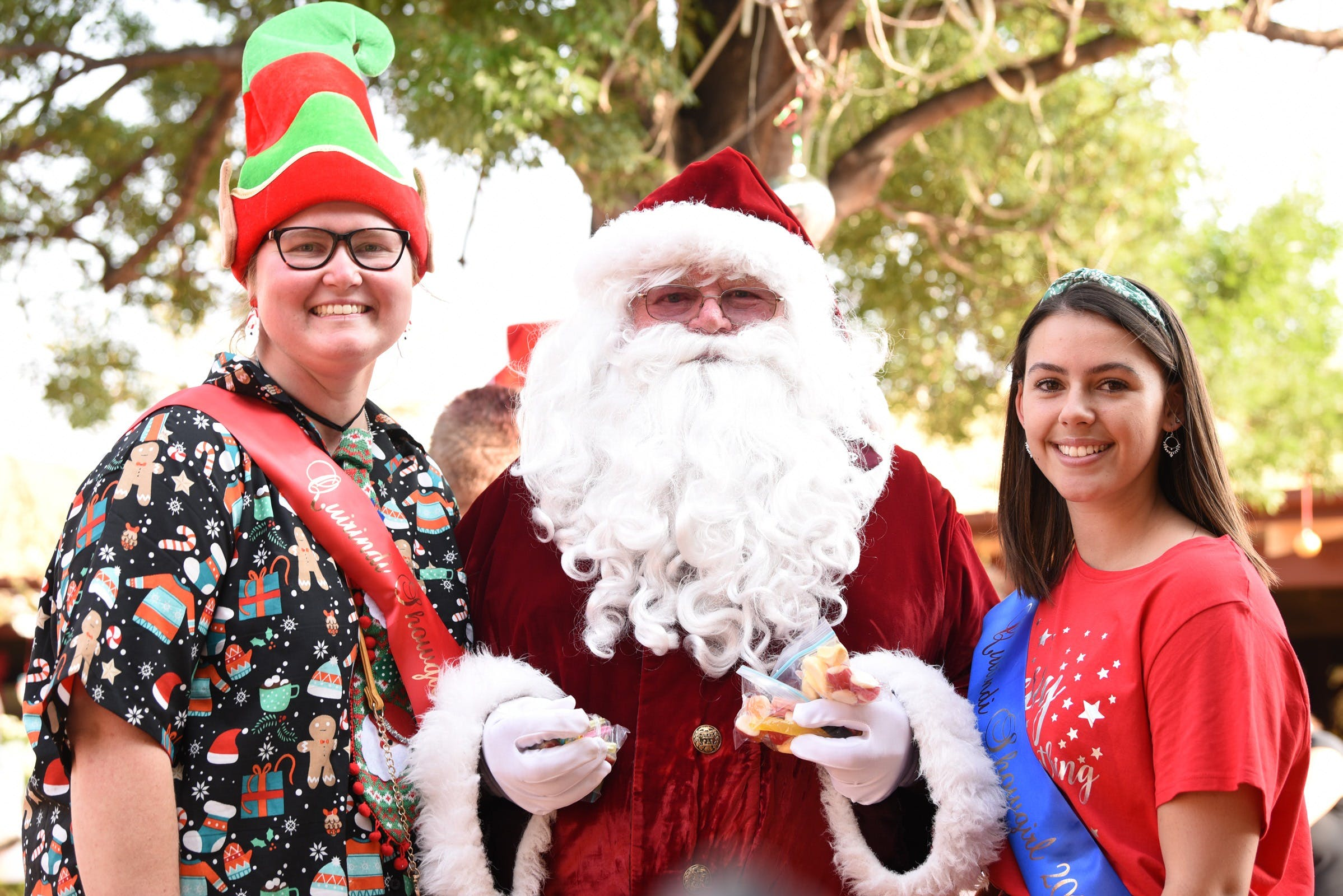 Christmas on the Plains - Quirindi - Accommodation Broome