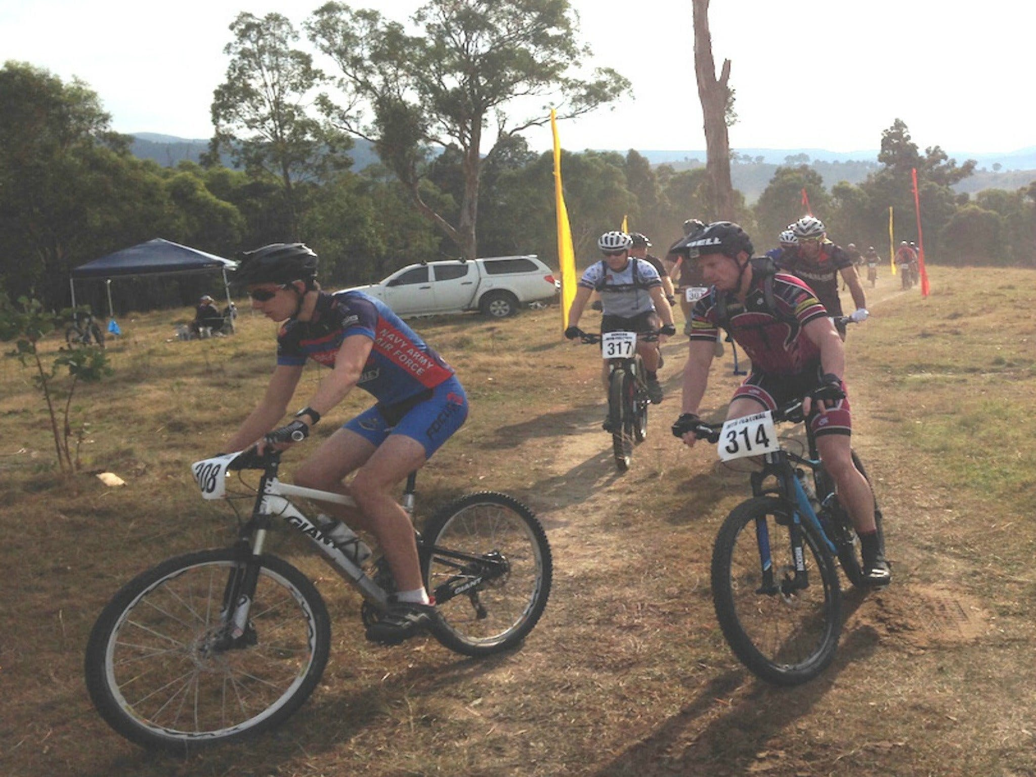 Dungog Mountain Bike Festival - Accommodation Broome