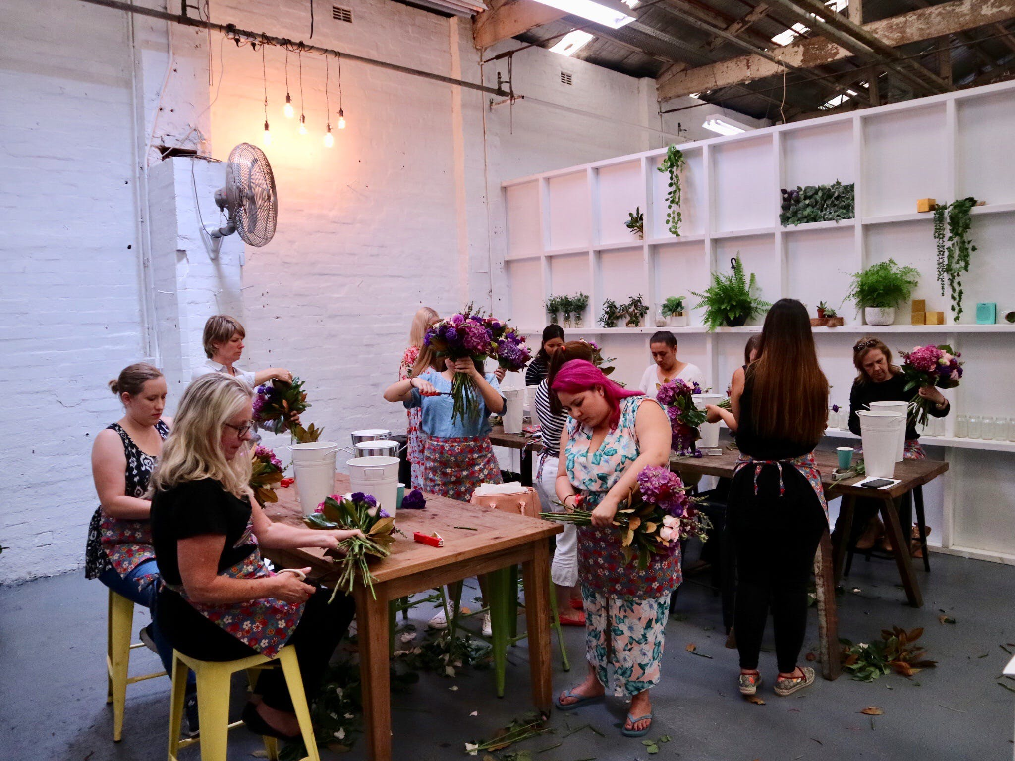 Fun Floral workshops for beginners - Accommodation Broome