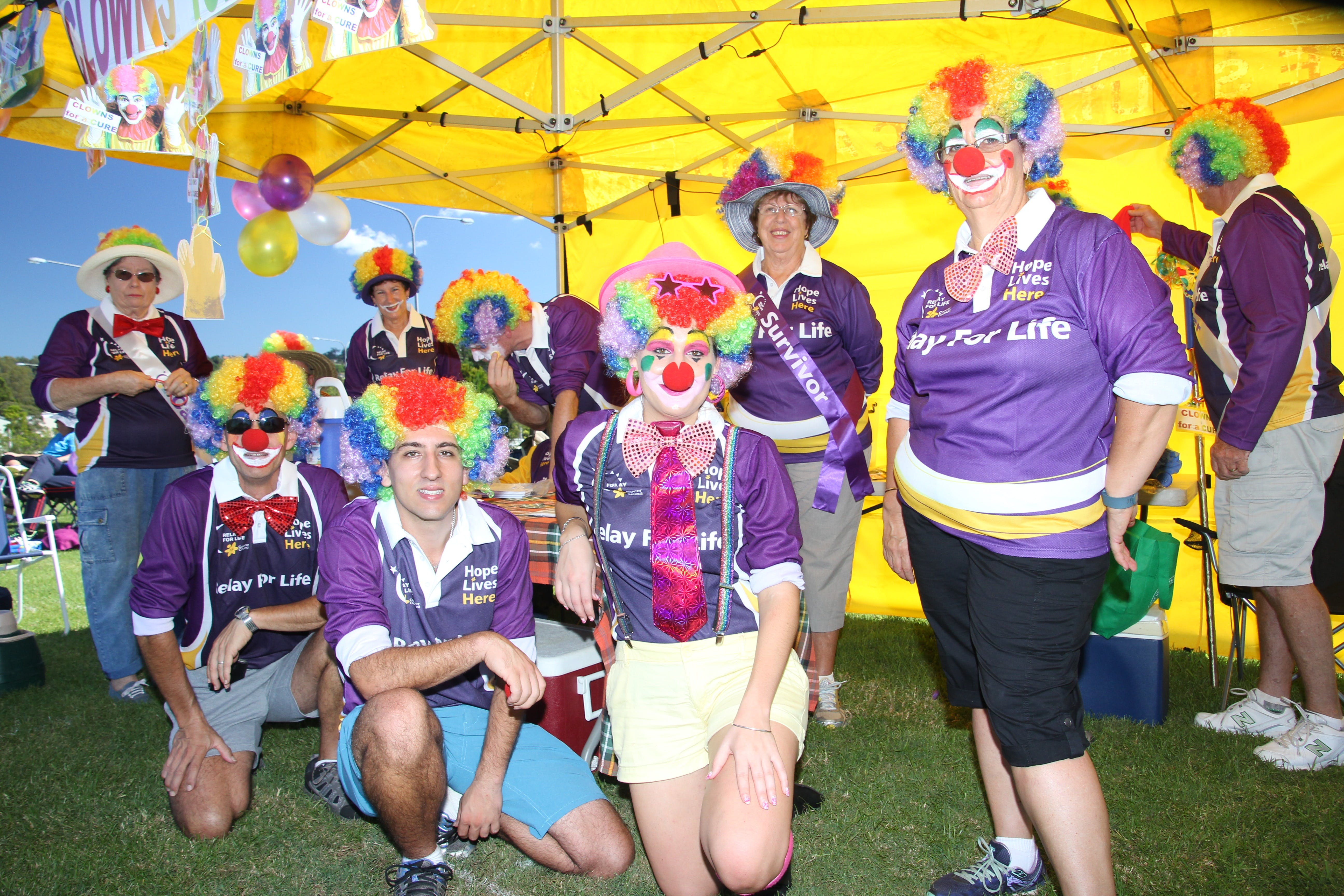 Grafton Relay for Life - NSW Cancer Council - Accommodation Broome